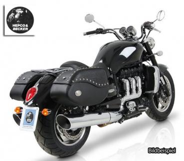 Motorrad Gepaecksysteme C Bow Satteltaschenhalter Triumph Rocket