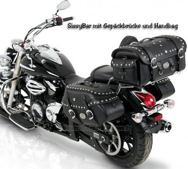 motorrad gepaecksysteme hepco becker sissybar. Black Bedroom Furniture Sets. Home Design Ideas
