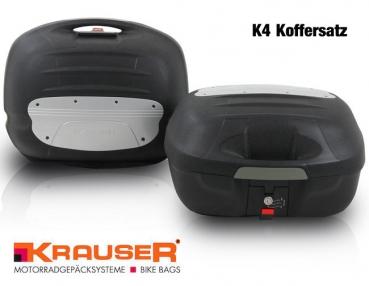 Krauser K4 K5 Koffer Komplett Paket