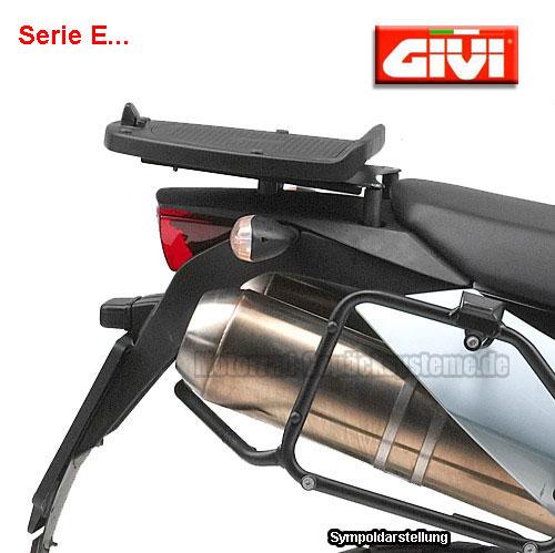 GIVI E193 Topcase-Tr/äger Monokey