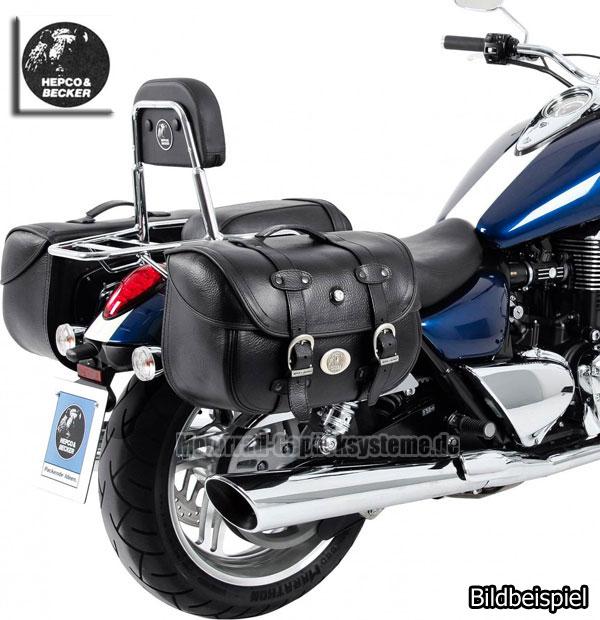 Motorrad Gepaecksysteme Hepco Becker C Bow Satteltaschen Liberty