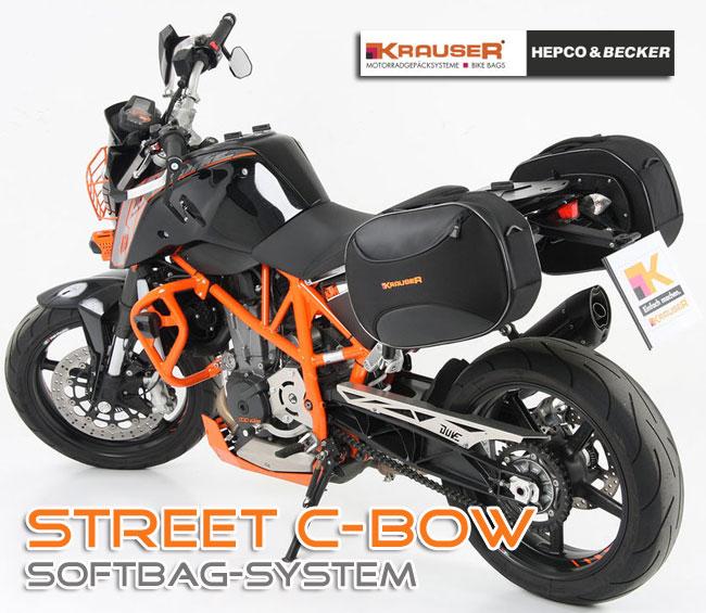 Krauser STREET Soft Gepack System