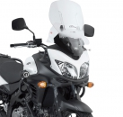 AIRSTREAM Windschild - verstellbar - Suzuki DL650V-Strom (L2), ab Bj. 2011
