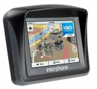 INTERPHONE GPSBIKE Navigation iGO, Bluetooth Europa komplett